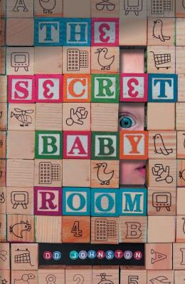 Cover design for The Secret Baby Room, by Rawshock Design
