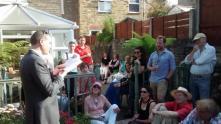 Barbican press summer party